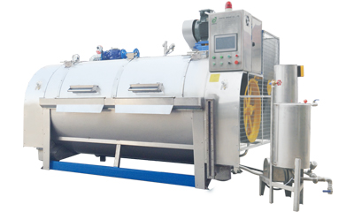Industrial Washing & Dyeing Machine