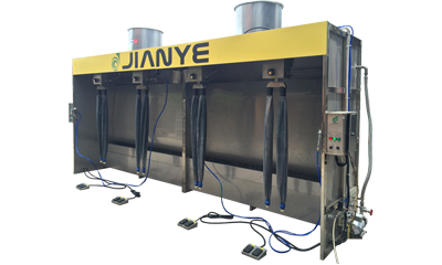 Curtain Spraying Machine