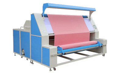 Fabric Shrinking Machine